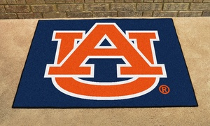 "Fanmats NCAA 42"" x 33"" Durable Vinyl All-Star Mat"