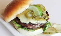 Burgers, Fries, and More for Two or More People at Brownies Gourmet Burgers (Up to 44% Off)