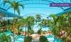 """Hotel Häfner - Bad Schönborn: Bad Schönborn: 2 bis 4 Tage für 2 inkl. Eintritt in die Therme """"TherMarium"""" oder Eintritt in das Palmenparadies Sinsheim"""