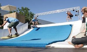 Ocean Beach: Urban Wave Simulator Tickets for Up to Four at Ocean Beach (Up to 38% Off)