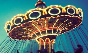 Enchanted Horsham: Enchanted Horsham Summer Wonderland Festival, Adult or VIP Tickets, 27 - 29 July, Horsham Park (Up to 55% Off)