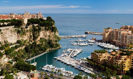 ✈ 7-Day South of France Vacation with Airfare and Rental Car. Price per Person Based on Double Occupancy.