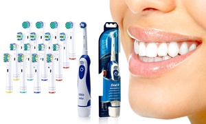 Brosse électrique compatible avec Oral B Advanced