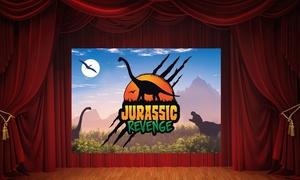 Comedyshows.be: Golden Seat ticket voor Jurassic Revenge incl. poster en gadget voor € 20