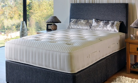 Single Pocket Sprung Mattress