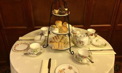 image for Afternoon Tea for Two or Four at The Best Western Bell Hotel Driffield
