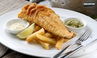 Fish and Chips for Two or Four with Optional Prosecco at Loch Fyne Seafood & Grill, Multiple Locations (Up to 40% Off)