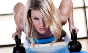 DIG - Performance Fitness: 10 or 20 Kettlebell-Fitness Classes at DIG - Performance Fitness (Up to 81% Off)