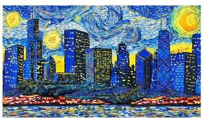 Chicago art classes deals in chicago il groupon for Painting class chicago