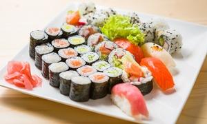 Zestawy sushi: 36 elementów za 52,99 zł i więcej opcji w Sushi Yana (do -47%)