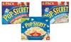 Pop Secret Microwave Popcorn (6-Pack). Multiple Flavors Available.