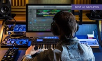 Online Music Production or DJ Training Course or Both at Career Match (Up to 99% Off)