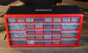Storage Drawer Multi-Compartment Organizer by Stalwart