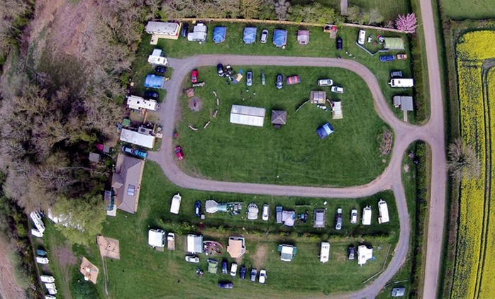 Norfolk: 2 or 3 Night Self-Catering Glamping for Up to 4 at Park Farm Camping
