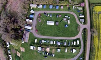 Norfolk: 2 or 3 Nights in Pre-Pitched Luxury Tents For 2 or 4 at Park Farm Camping