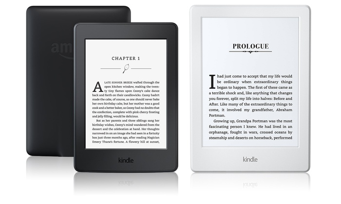 Up To 24% Off on Amazon Kindle Paperwhite | Groupon Goods