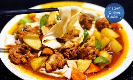 Steam Cold Noodle $10 or Chicken with Belt Noodle $13 , or Beef Soup $10 or 2 Ppl $20 @ Mark's Noodle
