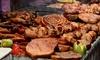 Menu grigliata di carne 1 o 2 kg