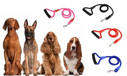 Guinzaglio a corda per cani disponibile in 4 colori a 9,99 €