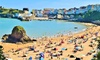 South West Wales Coast: Double or Twin Room with Breakfast