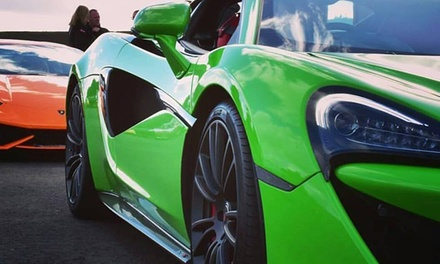 Choice of Supercar or Sports Car Experience from Supercar Experience Days UK, Two Locations *