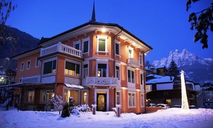 Trentino 4*: soggiorno in mezza pensione e accesso illimitato Spa a 99€euro
