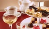 R Chocolate London - Belgravia: Chocolate Afternoon Tea with Chocolate Infused Sparkling Wine for One or Two at R Chocolate London (Up to 61% Off)