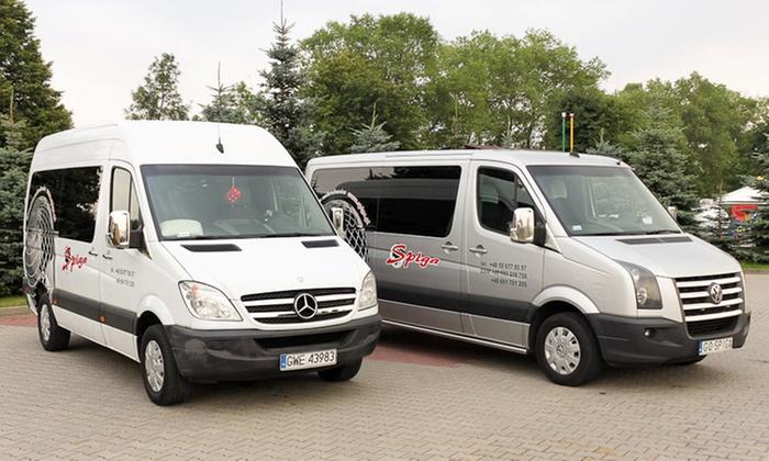 """""""SPIGA"""" - SŁAWOMIR KREFFT - Trójmiasto: Przejazd busem do Holandii (209 zł) lub Belgii (219 zł) i z powrotem z firmą Spiga"""