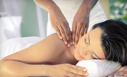 Choice of 1-Hour Swedish Massage or 1-Hour Signature Facial - BeautySQ in Brooklyn