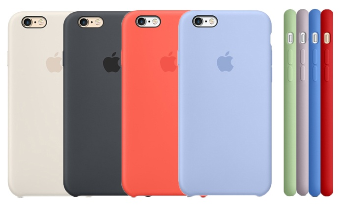 custodia iphone 6s in silicone