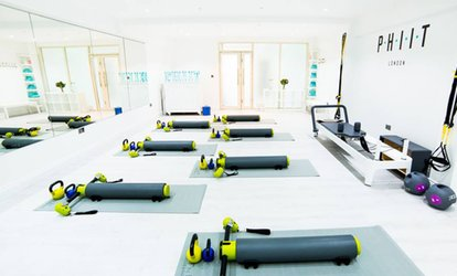 image for Five or Ten Fitness Classes of Choice for One or Two at PHIIT London (Up to 86% Off)