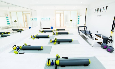 Five or Ten Fitness Classes of Choice for One or Two at PHIIT London (Up to 86% Off)