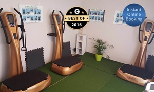 Vibra-Nation: From $35 for Vibration Training Sessions and Anti-Cellulite Massage at Vibra-Nation, Scarborough (From $150 Value)