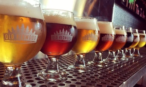 Up to 51% Off at Old Redwood Brewing Company at Old Redwood Brewing Company, plus 6.0% Cash Back from Ebates.