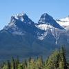 Mountain Lodge near Banff National Park
