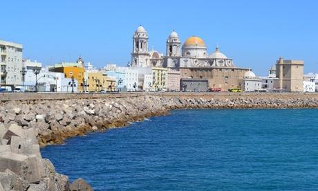 Cádiz: 2, 4 o 7 noches en hotel o apartamento para 2 personas