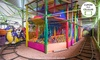 Parque Play House Florybal - Canela: Ingresso com 10 ou 16 créditos para o Parque Play House Florybal - Canela