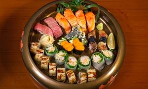 Taiyo Ristorante Giapponese: Sushi box d'asporto con 50 o 100 pezzi da Taiyo Ristorante Giapponese in centro a Torino (sconto fino a 78%)