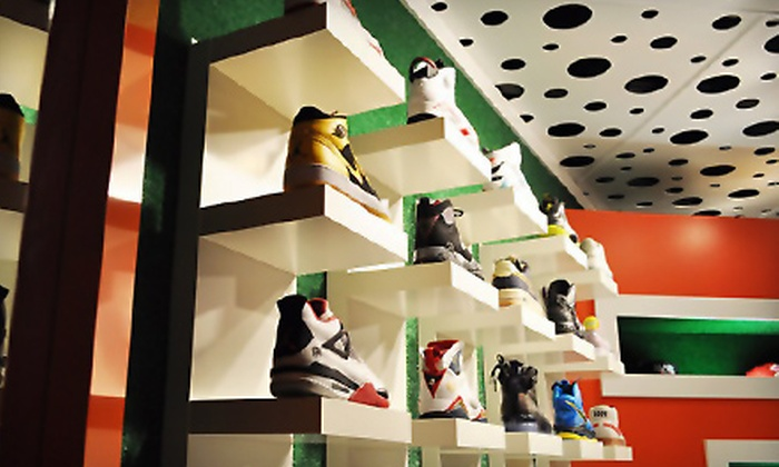 Fresh Exclusive - Commonwealth: $50 for $100 Worth of Sneakers and T-shirts at Fresh Exclusive