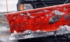 Panda Plowing: $49 for Two Snow-Removal, Salting, and De-Icing Services from Panda Plowing ($150 Value)