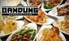 52% Off Indonesian Cuisine at Bandung