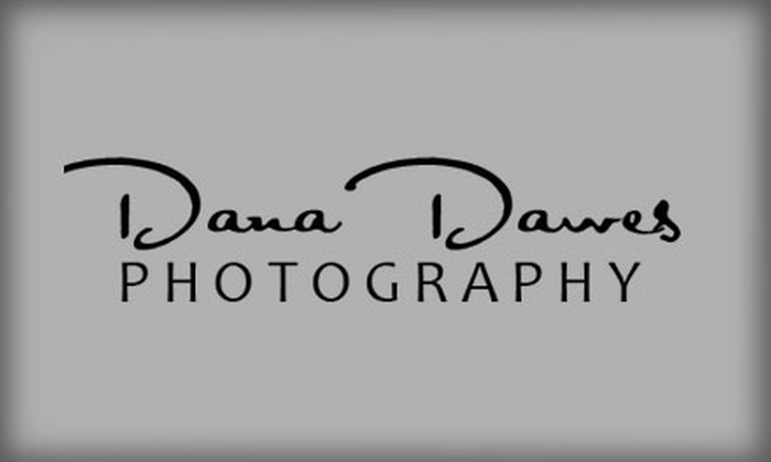 """Dana Dawes Photography - Marietta: $65 for a One-Hour Photo Shoot, a DVD of the Images, an 8""""x10"""" Print, and 20% Off Additional Prints at Dana Dawes Photography (Up to $500 Value)"""