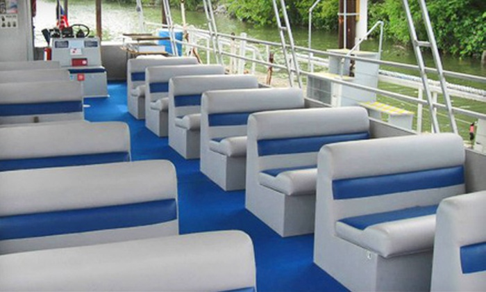 NavCal River Rides - Downtown Knoxville: $18 for a Sightseeing Cruise, Haunted History Cruise, or Water-Taxi Ride for Two from NavCal River Rides (Up to $36 Value)