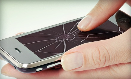 Screen-Repair Service for any iPhone (a $119 value) - Silk Road Telecom in Memphis
