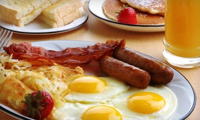 Eggie's Restaurant - Sacramento: $10 for $20 Worth of Breakfast Fare and Sandwiches at Eggie's Restaurant