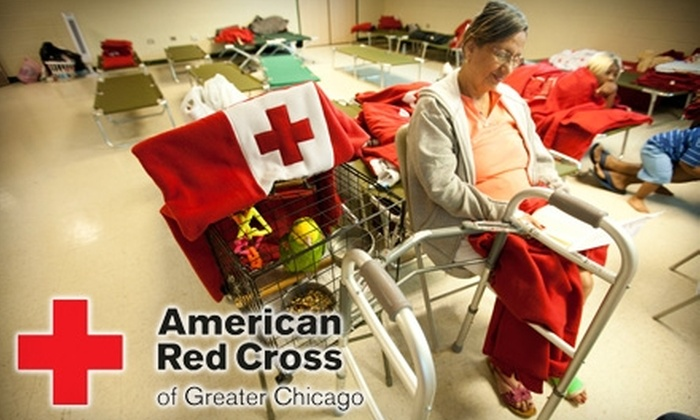 American Red Cross of Greater Chicago: Donate $10 to the American Red Cross of Greater Chicago to Help at Least One Family Recover from a House Fire on Christmas Weekend