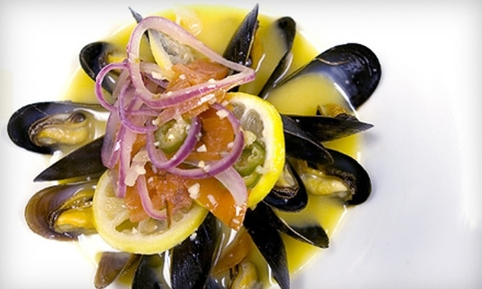 Blue Hill Tavern - Baltimore: $15 for $30 Worth of Fine American Cuisine at Blue Hill Tavern