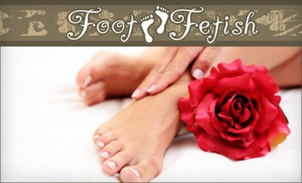Foot fetish nail spa chandleraz
