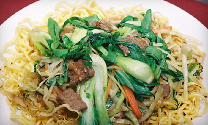Lhasa Café - Northampton: $12 for $24 Worth of Tibetan Cuisine at Lhasa Café in Northampton