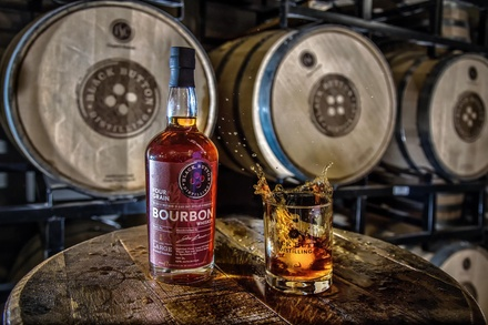 80% Off Tasting Experience at Black Button Distilling